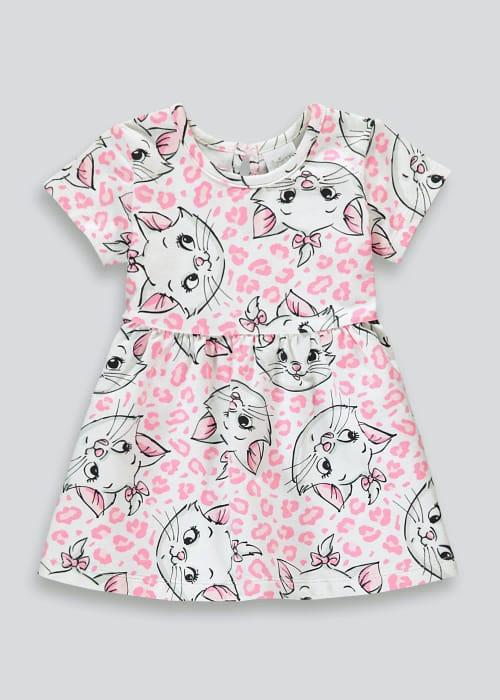Girls Disney Aristocats Marie Dress Only £5
