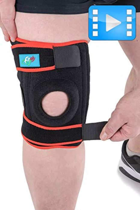 FitFitaly Knee Brace for Men and Women