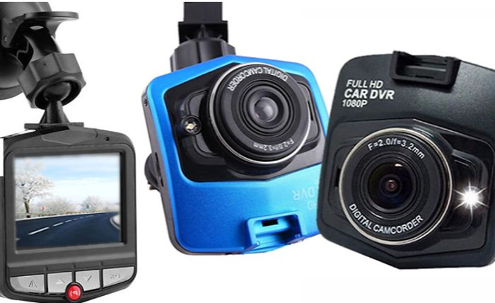 HD Car Dash Camera with Night Vision + EXTRA 10% Off