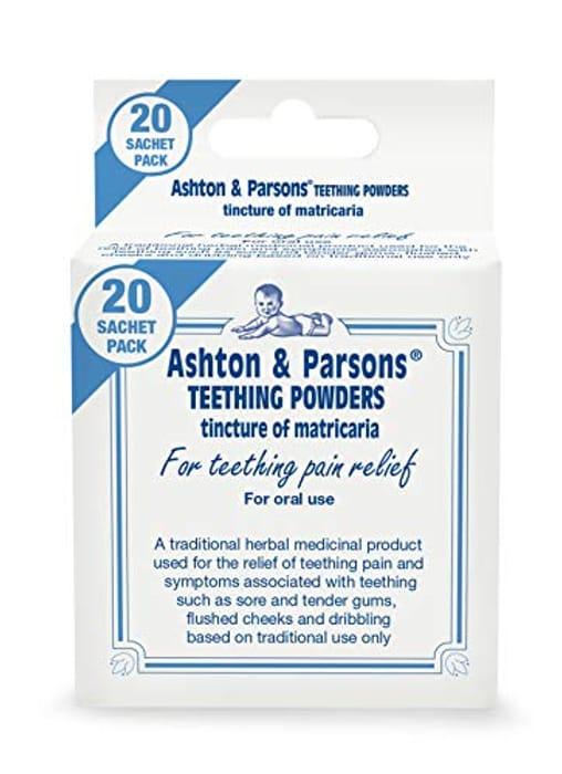 Ashton & Parsons Infants' Powders Oral Medication