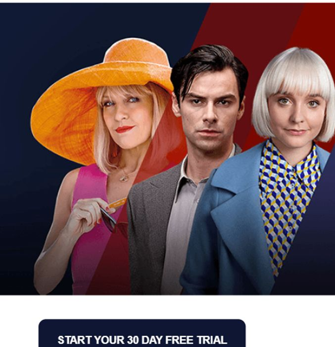 Get Your 30 Day Free Trial From Acorn TV