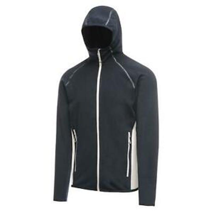 Regatta Mens Seoul Hooded Full Zip Fleece Hoodie Fitted Jacket
