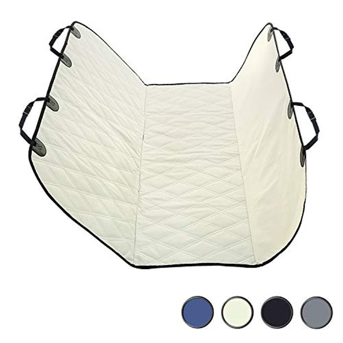 Price Drop! VIVAGLORY Dog Seat Cover for Backseats