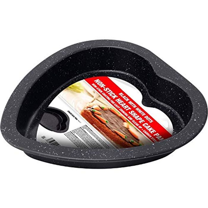Cheap Heart Shape Cake Pan at Amazon Only £4.99!