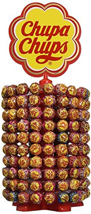 Chupa Chups Carousel 200 Lollipops