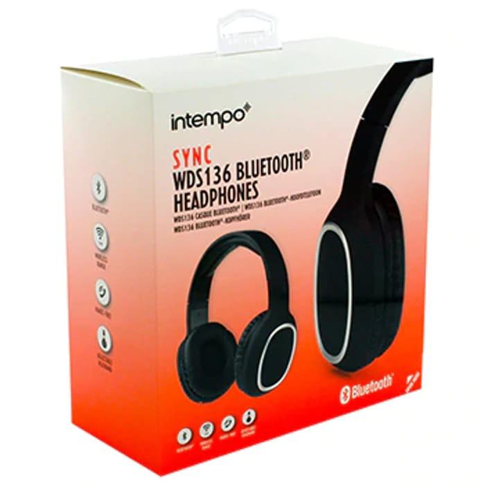 Best Price! Intempo Wireless Superior Sound Bluetooth Headphones