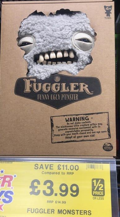 Fuggler Teddy