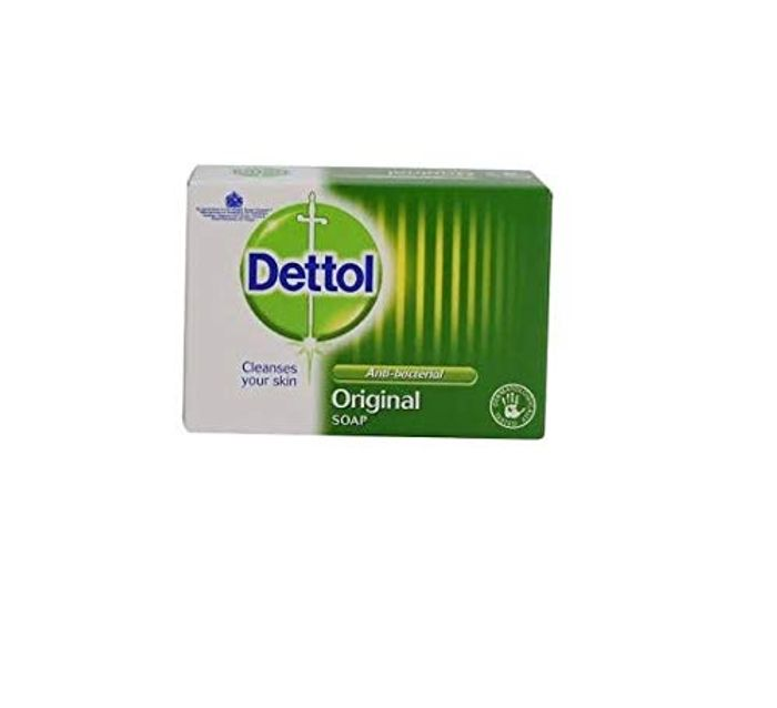 Dettol Bar Soap Original (Pack of 2) £1.29 (+£4.49 Non-Prime) at Amazon