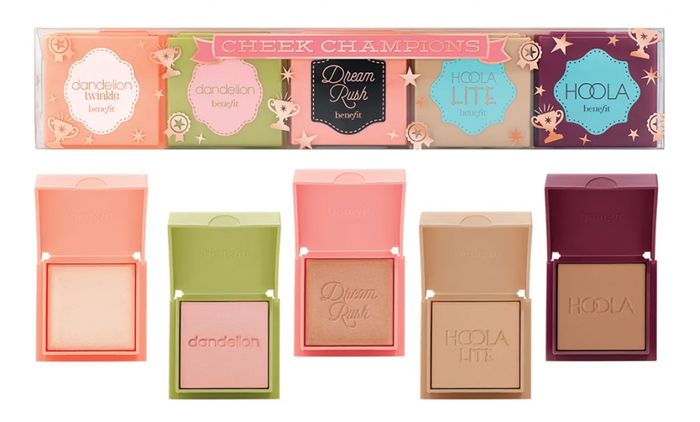 Benefit Cheek Champions Worth £65