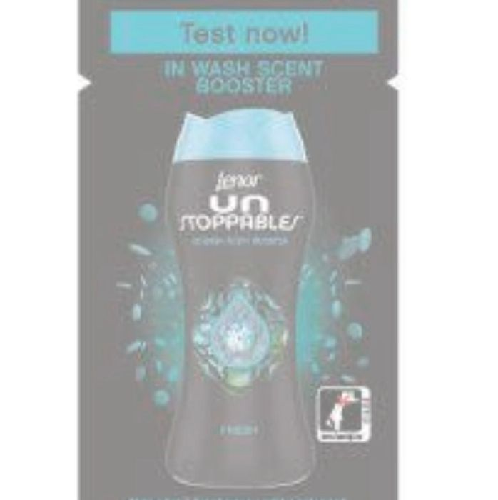 Lenor Unstoppables Fresh in Wash Scent Booster Sample