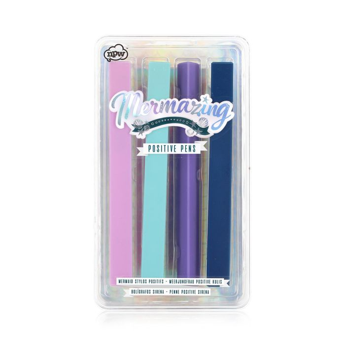 Set of 4 Positive Pens Free Delivery SH7W
