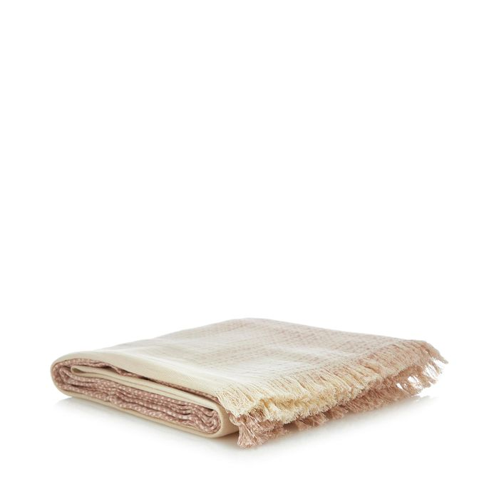 Pink Ombre-Effect Throw Free Delivery code SH7W