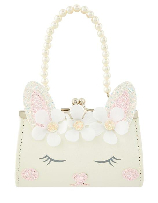 Disco Daisy Bunny Glitter Mini Bag
