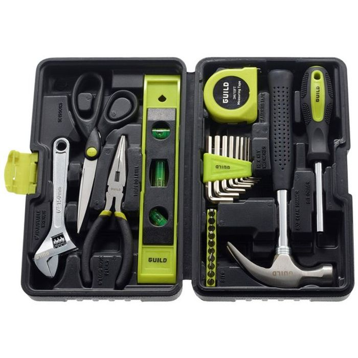 Guild 25 Piece Hand Tool Kit