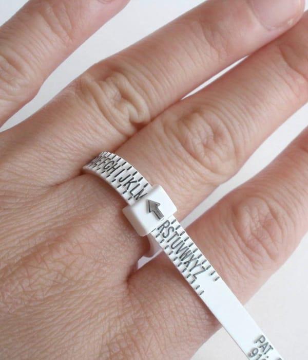 Free Ring Sizer.