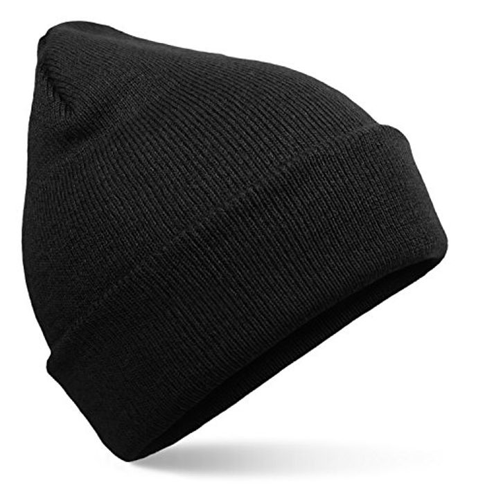 Beanie Hat in 15 Colours Warm Knitted Beany Cap