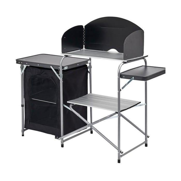 HI-GEAR Basecamp Camping Kitchen Stand