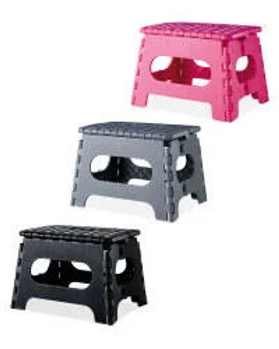 Cheap Kirkton House Folding Step Stool at Aldi - Only £3.99!