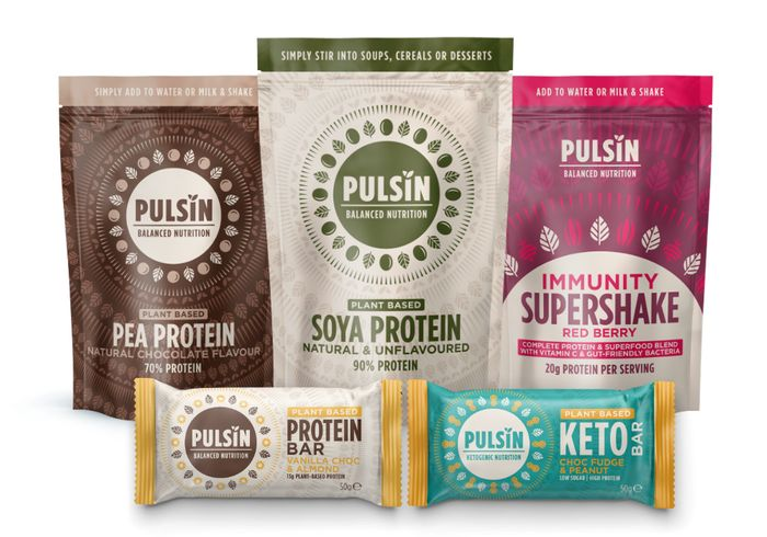 4 for 3 on All Pulsin Products