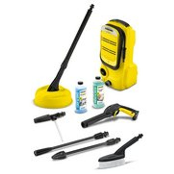 Cheap Karcher 1400W K2 Compact Home and Car Pressure Washer Only £99.99!