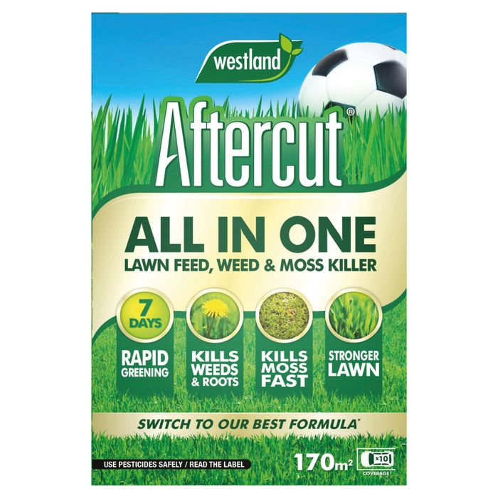 Aftercut All-in-One Lawn Treatment 170 M2