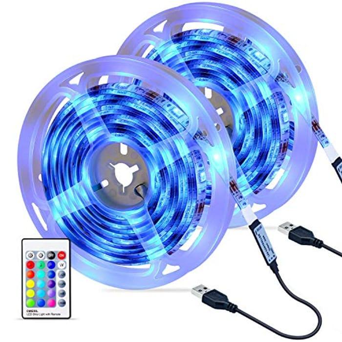 LED Strip Lights,OMERIL 6M/19.7ft