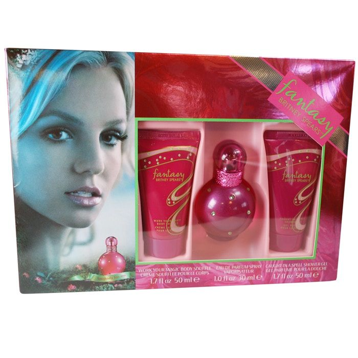 Cheap Britney Spears Fantasy 30ml Perfume Gift Set Only £12 with Code