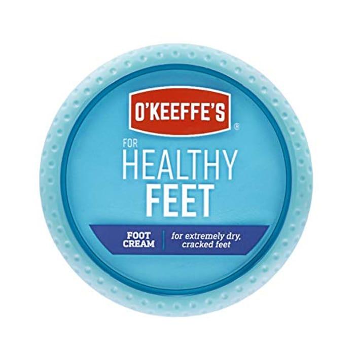 O'Keefes Healthy Feet -91 Gm Jar -£6.49 at Amazon