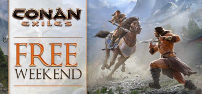 Conan Exiles FREE WEEKEND