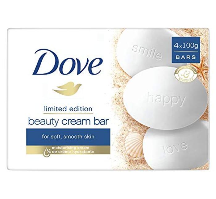 24x Dove Original Soap and Beauty Cream Bars