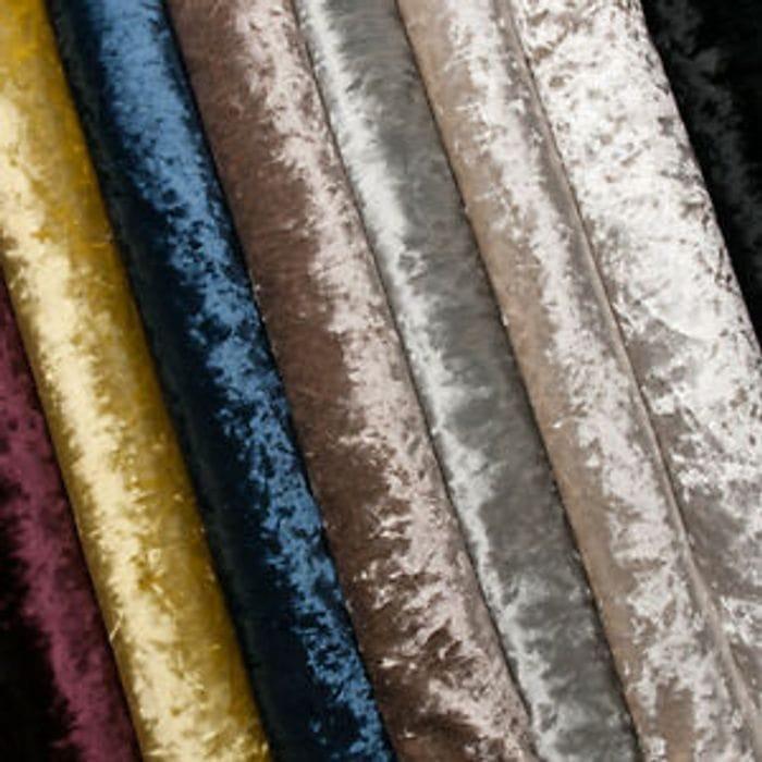 8 Free Velvet & More Fabric Swatches.
