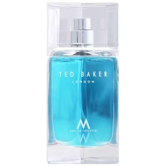 *SAVE over £20* Ted Baker M Eau De Toilette Spray 75ml
