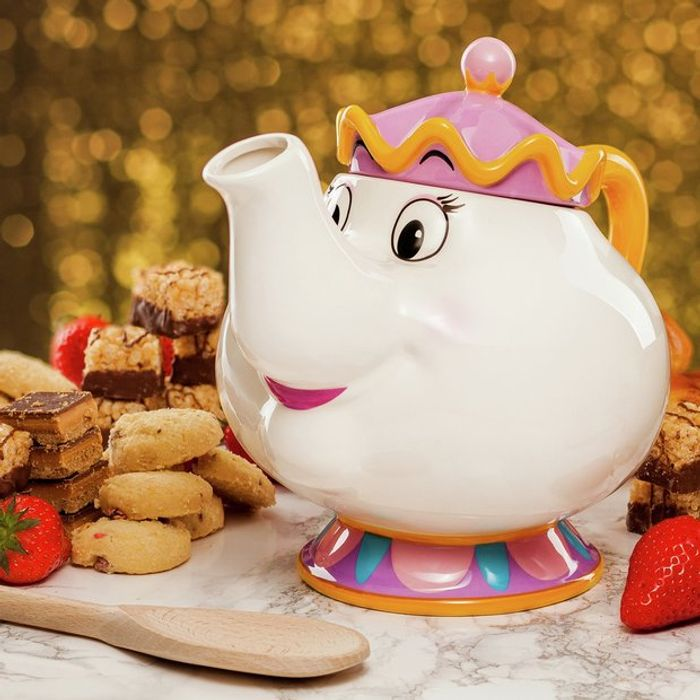 Disney Beauty and the Beast Mrs Potts Tea Pot