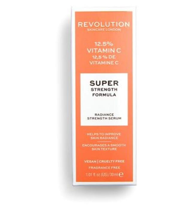 CHEAP! Revolution Skincare 12.5% Vitamin C Super Serum