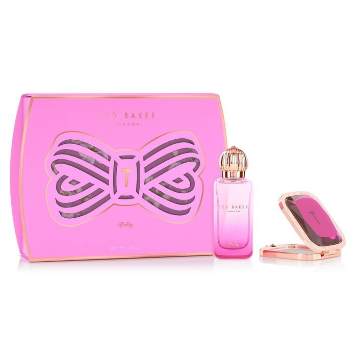 Cheap Ted Baker Perfect Pair Perfume & Mirror Set Only £11.97!