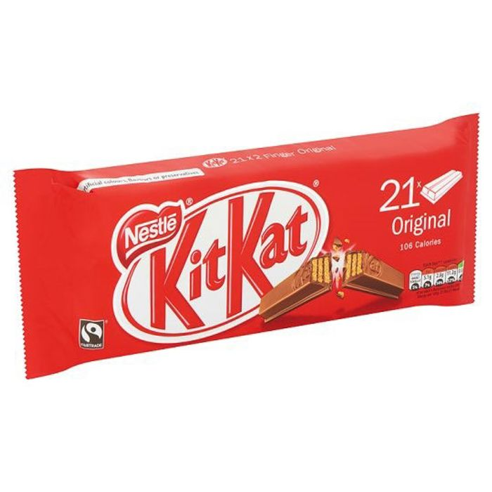 Nestle KitKat 21pks of 2