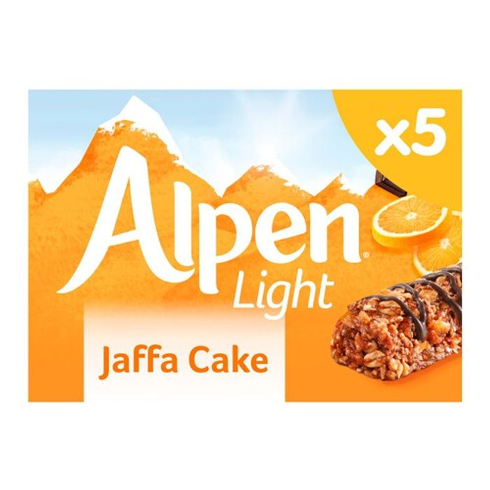 Alpen Light Jaffa Bars Half Price at Morrisons
