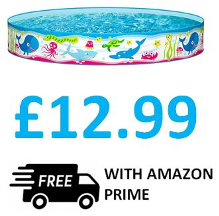 5ft Paddling Pool £12.99