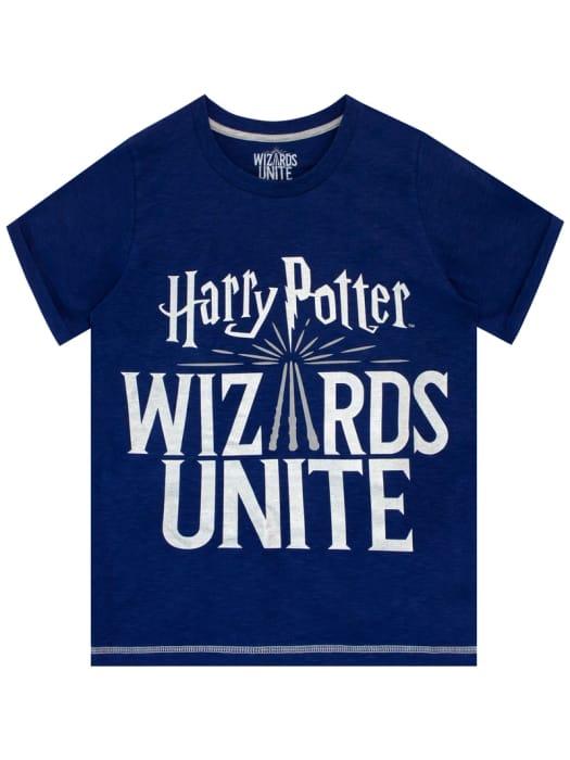 Harry Potter T-Shirt - Wizards Unite