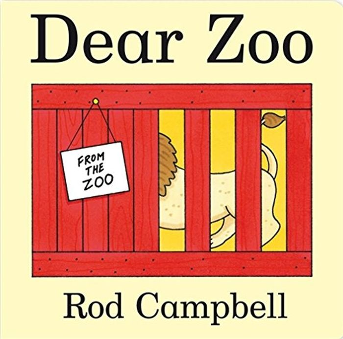 Dear Zoo: Lift the Flaps Book