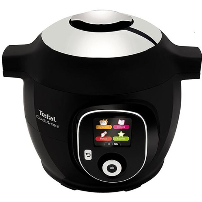 Cheap Tefal Electric Pressure Cooker Cook4me + ( 6 Portions ) - Only £129.99!