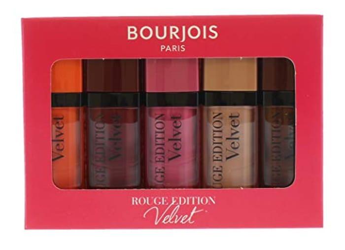 Bourjois Rouge Velvet Lipstick Set