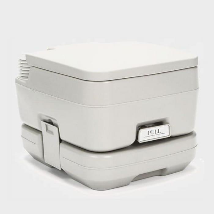 HI-GEAR Portable Flush Toilet