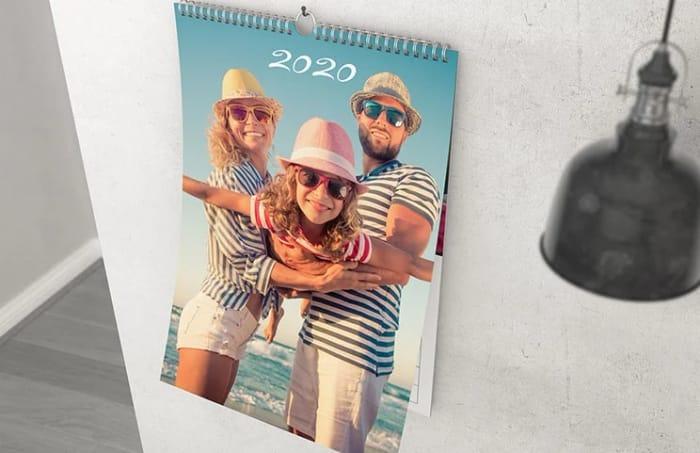 50% off Calendar Orders at PrinterPix