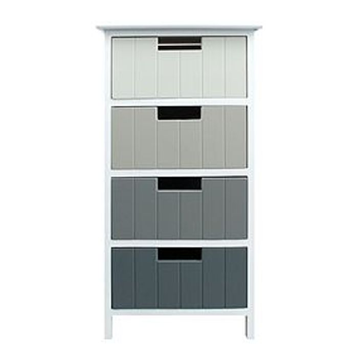 Purity 4 Drawer Tower - Only £22.49!