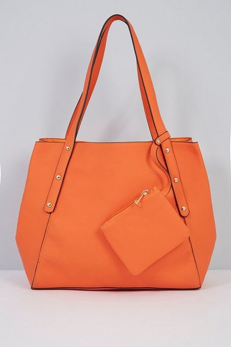 Special Offer - Shopper Tote with Purse HALF PRICE