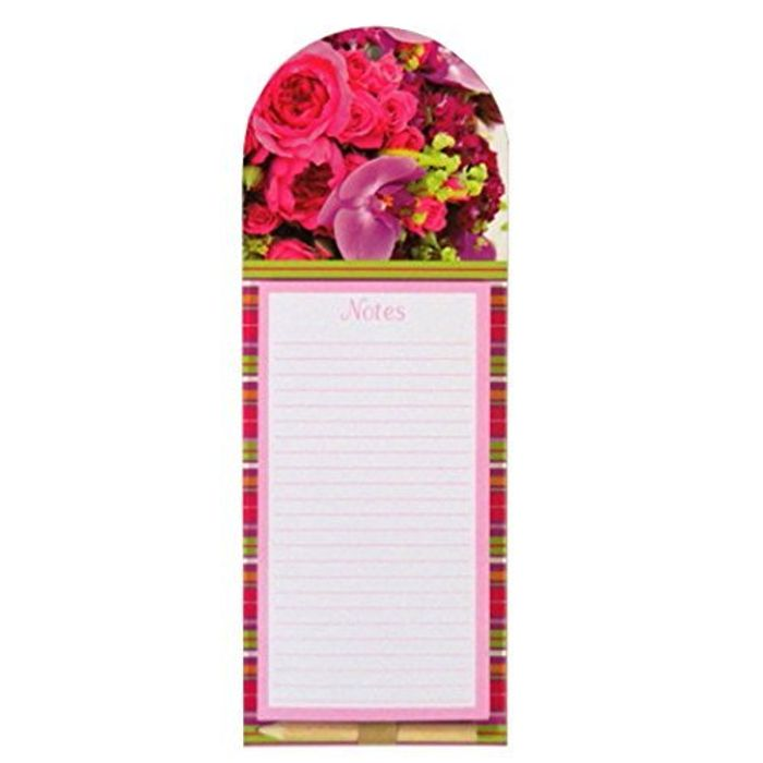 Magnetic Shopping List Jotter Pad