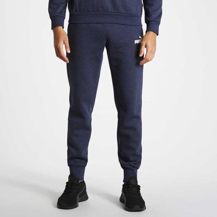 Cheap Mens Puma Essential Fleece Pants Size S to XL reducede by £18!