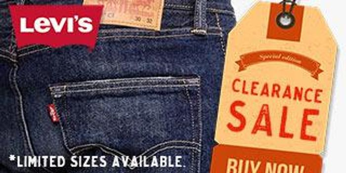Levi's Clearance - Up to 70% Off At John Lewis