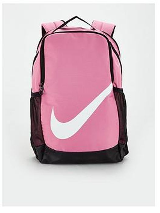 *SAVE £12* Nike Brasilia Backpack - Pink